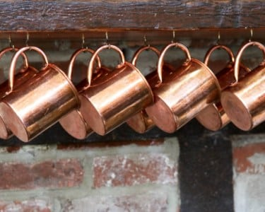 How To Remove Nickel Plating From Copper Mugs - Moscow Mule Mugs by CDM
