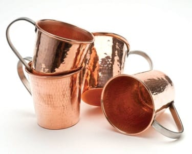 are copper mugs safe to drink from copper drinking mugs. Black Bedroom Furniture Sets. Home Design Ideas